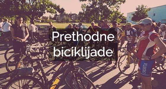 Prethodne biciklijade